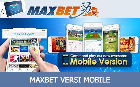 maxbet versi mobile web